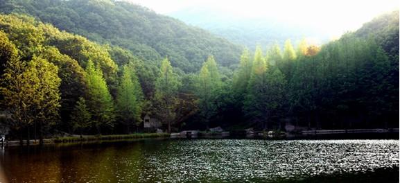 洛阳天池山森林风景区